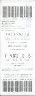 Sport Ticket UL000808 - Football (Soccer Calcio) Lokomotiva Vs Dinamo Zagreb 2019-02-27 - Tickets D'entrée