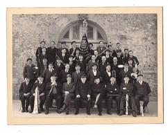 PHOTO HARMONIE FERTOISE 1919 - LA FERTE BERNARD - - Personnes Anonymes