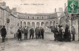 Brest L Hopital Maritime - Brest