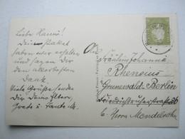 1933 ,  ROHR (Pommern) , Klarer Stempel Auf Beleg - Deutschland