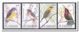 St. Vincent 1996, Postfris MNH, Birds - St.Vincent (1979-...)