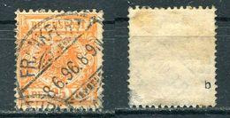 D. Reich Michel-Nr. 49b Vollstempel - Geprüft - Gebraucht