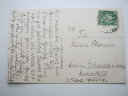 1925 , GRÜNWALDE , Klarer Stempel Auf   Beleg - Deutschland
