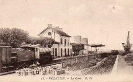 Vezelise La Gare - Vezelise