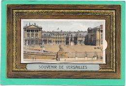 78 VERSAILLES - Système Dépliant 10 Petites Vues - Versailles (Château)