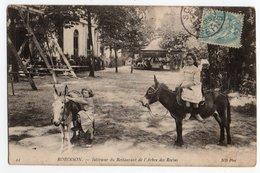 ANE * ROBINSON (Hauts De Seine) * GARDE A VOS ... * P. Javelle, Phot. * Animation *  ANES * Carte N° 18 - Anes