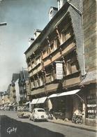 (LANNION )( 22 COTES DU NORD ) HOTEL DE GEOFFROY DE PONTBLANC .18 BIS - Lannion