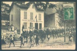 06 LE MOULINET Postes Arrivée Des Chasseurs Alpins - France
