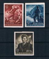 Kroatien1944 Mi.Nr. 158/59/60 * - Kroatien