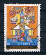Kroatien1992 Mi.Nr. 185 Gestempelt - Kroatien