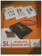 SUPPLEMENT DAVO BELGIQUE 2012 SL 1a. - Album & Raccoglitori
