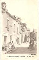 Dépt 14 - LANGRUNE-SUR-MER - Rue De La Mer - (B. F., N° 4) - France