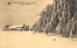 Baraque Michel Sous La Neige - Waimes - Weismes