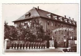 CPSM - ST WENDEL - L'entrée Du Quartier Et La Garde - 2e B.C.P. - Kreis Sankt Wendel