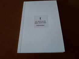 YSL Petit Livre  **Le Vestiaire Des Parfums**   52 Pages - Cartes Parfumées