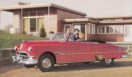 PONTIAC Chieftain DeLuxe Convertible Automobile , 1960s - Passenger Cars