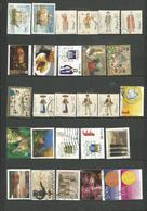 PORTUGAL 1997/2000 - 28  Timbres  Tous Differents Oblitere Voir Scan Lot 37 - Detail Annonce - 1910 - ... Repubblica