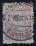 Ottoman Stamps With European Cancel GJILAN GNJILANA GUEILAN KOSOVO - Gebruikt