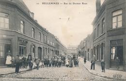 Lille Hellemmes ELD 10 Grand Logo Rue Du Docteur Roux Rare TBE - Lille