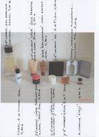 MINIATURES DE PARFUM  FEMME  HOMME - Miniaturen Flesjes Dame (met Doos)