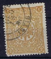Ottoman Stamps With European Cancel ISTIB ISTIP - Gebruikt