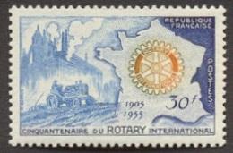 France N°1009 Neuf ** 1955 - Neufs