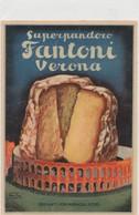Cartolina - Pandoro Fantoni - Verona (pubblicitaria) - Pubblicitari