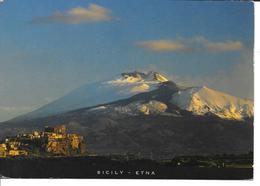 ITALIE-Sicilia Monte Etna ......MB - Italia