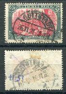 D. Reich Michel-Nr. 97BII Vollstempel - Geprüft - Gebraucht