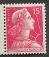 France N°1011 Neuf ** 1955 - Francia