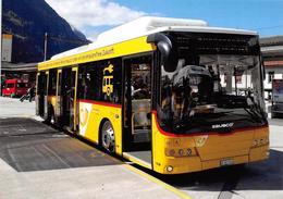 Interlaken West    Postauto  Limitierte Auflage! - BE Berne