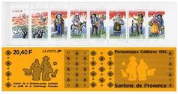 Santons De Provence Carnet 2982 - France