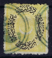 Ottoman Stamps With European Cancel KOCHANF BLUE - Gebruikt