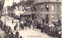 ROULERS - ROUSSELAERE - Redereijkerskamers - Uit. Carlier - Voayé 1914 (228) - Roeselare