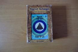 Jeux De Tarot Divinatoire Anges Et Archanges Par Nina Rave - Complet 81 Cartes Et Le Petit Livret - - Tarot