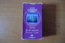 Jeux De Tarot Divinatoire De La Nature - Complet 78 Cartes - - Tarots