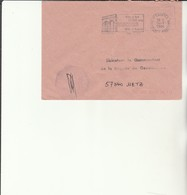 H 4 -  Enveloppe Gendarmerie SAINTES Avec Flamme SAINTES - Marcofilie (Brieven)