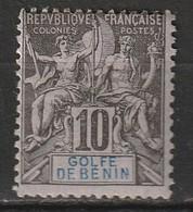 Bénin N° 24 * - Benin (1892-1894)