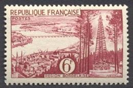 France N°1036 Neuf ** 1955 - Francia