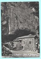 Cartolina Emilia-Romagna. Pietra Di Bismantova. Eremo. Viaggiata 1955 - Andere Steden