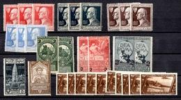 Italie Petite Collection Neufs ** MNH 1912/1932. Gomme D'origine. Bonnes Valeurs. TB. A Saisir! - 1900-44 Victor Emmanuel III