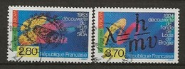 FRANCE:, Obl., N° YT 2878 Et 2879, TB - Oblitérés