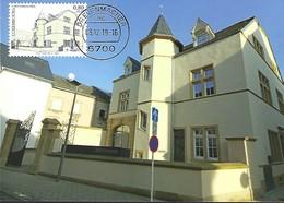 Luxembourg  -  3.12.2019  - Zéintscheier In Grevenmacher  -   Printing OSSA  Niederanven - Maximum Cards