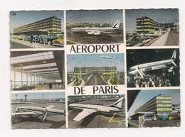 AEROPORT DE PARIS - MULTIVUES -ORLY - - Aéroports De Paris