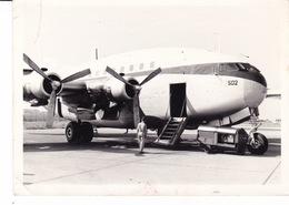 PHOTO ORIGINALE - AVIATION- DIM 10,5 X7 CM - Aviation