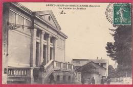 CPA 73 ST JEAN DE MAURIENNE Saint  Le Palais De Justice - Saint Jean De Maurienne