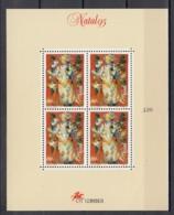 1995 (Afinsa 164) - Natal95 - Blocchi & Foglietti