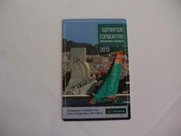 Insurance Assurances Seguros Groupama Portugal Portuguese Pocket Calendar 2013 - Kalenders