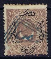 Ottoman Stamps With European Cancel NISH NIS SERBIA - Gebruikt