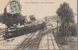 VITRY LE FRANCOIS - LA GARE - Vitry-le-François